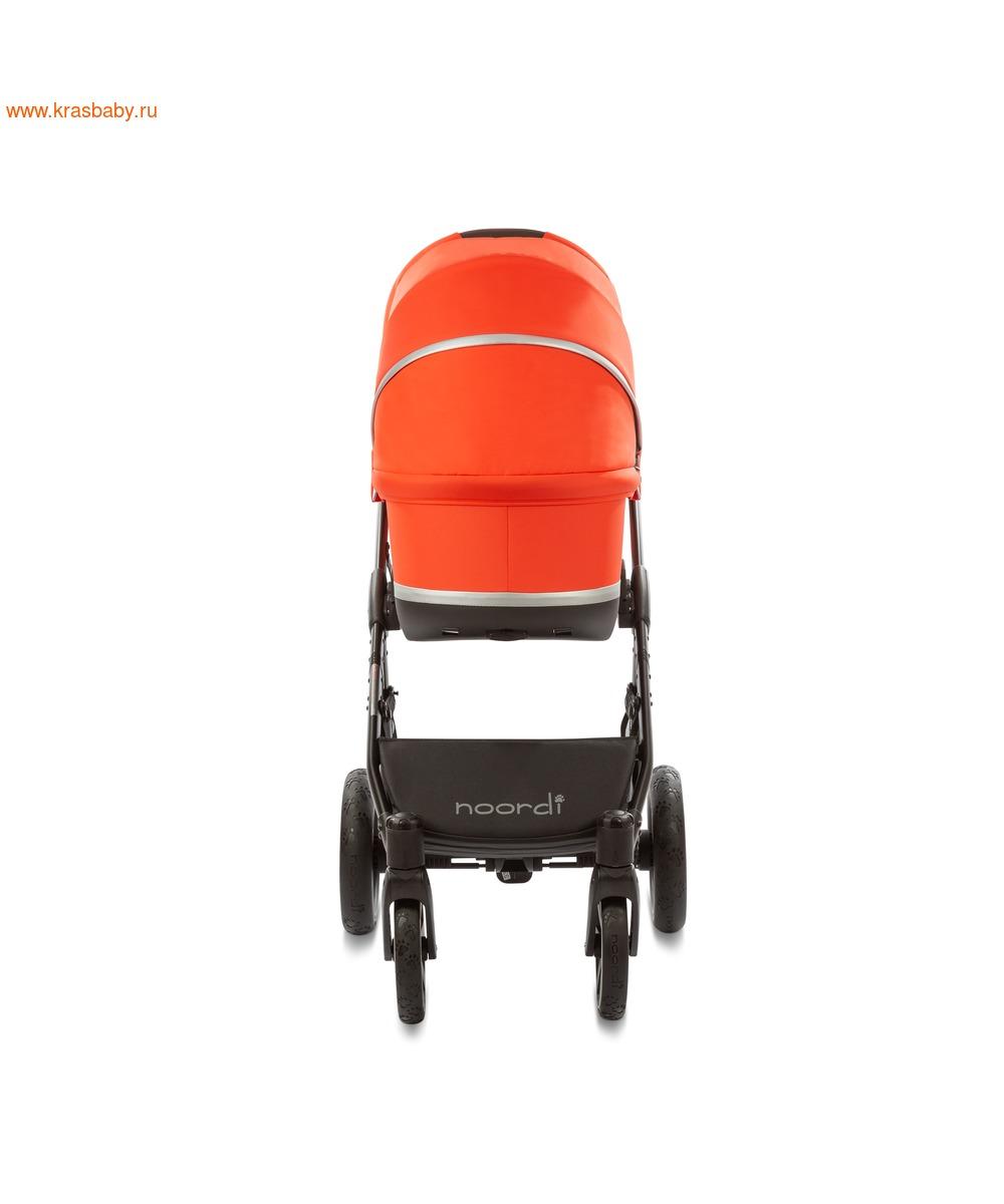 Коляска модульная NOORDI Sole Sport NEW Orange Red (фото, вид 20)