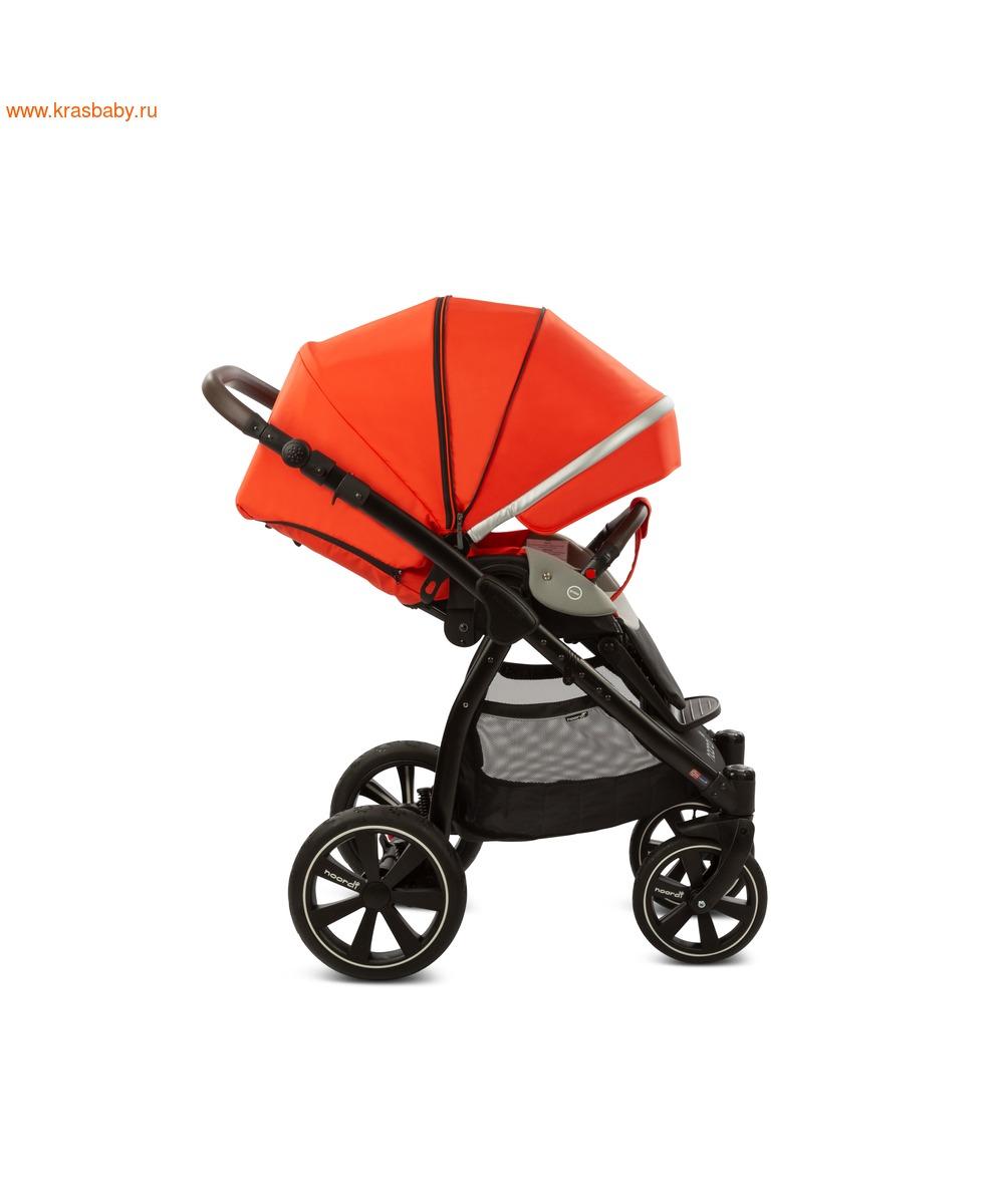 Коляска модульная NOORDI Sole Sport NEW Orange Red (фото, вид 23)