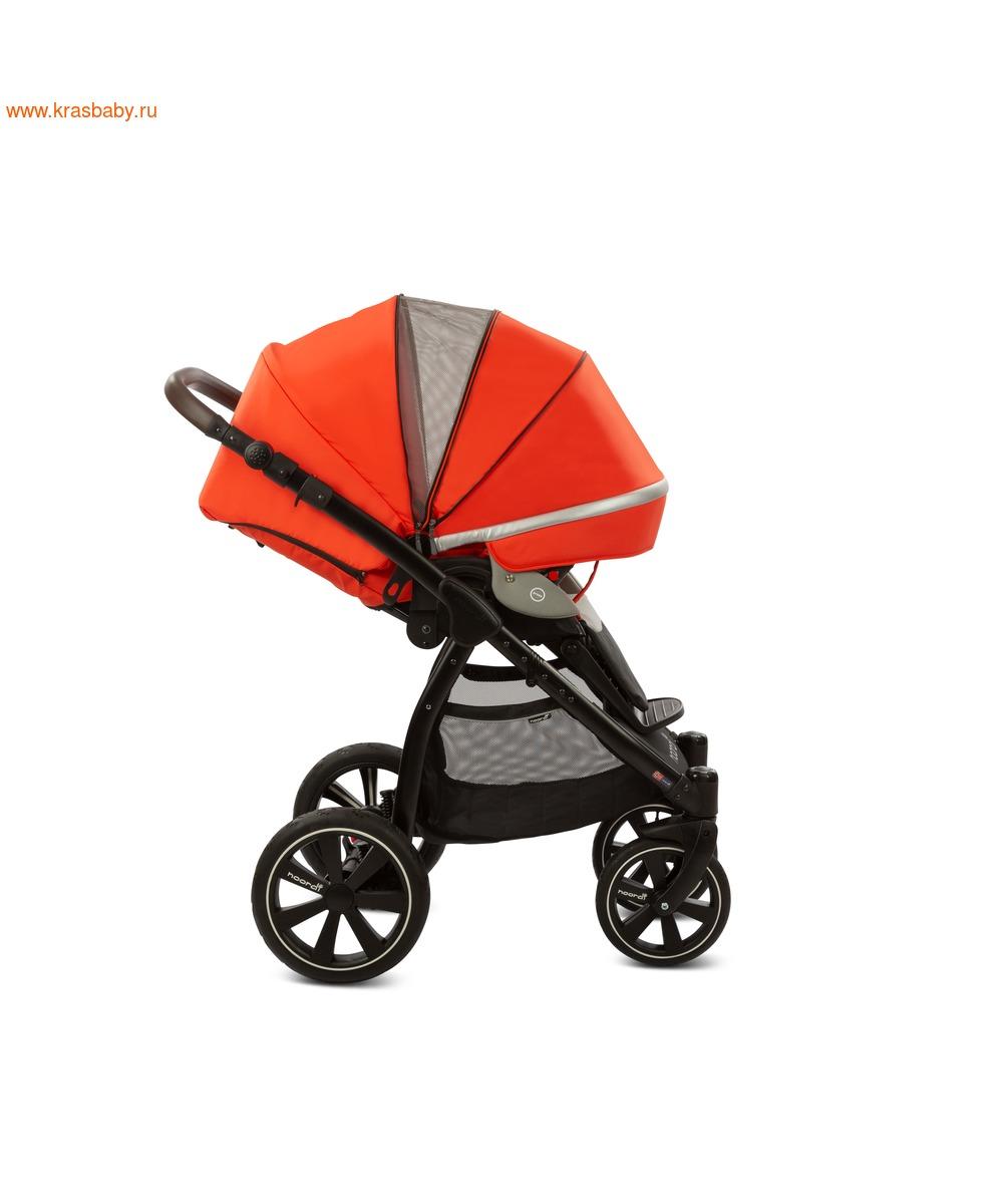 Коляска модульная NOORDI Sole Sport NEW Orange Red (фото, вид 25)