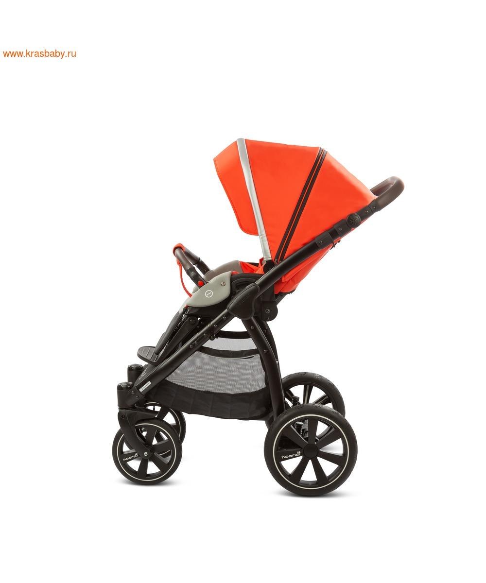 Коляска модульная NOORDI Sole Sport NEW Orange Red (фото, вид 33)
