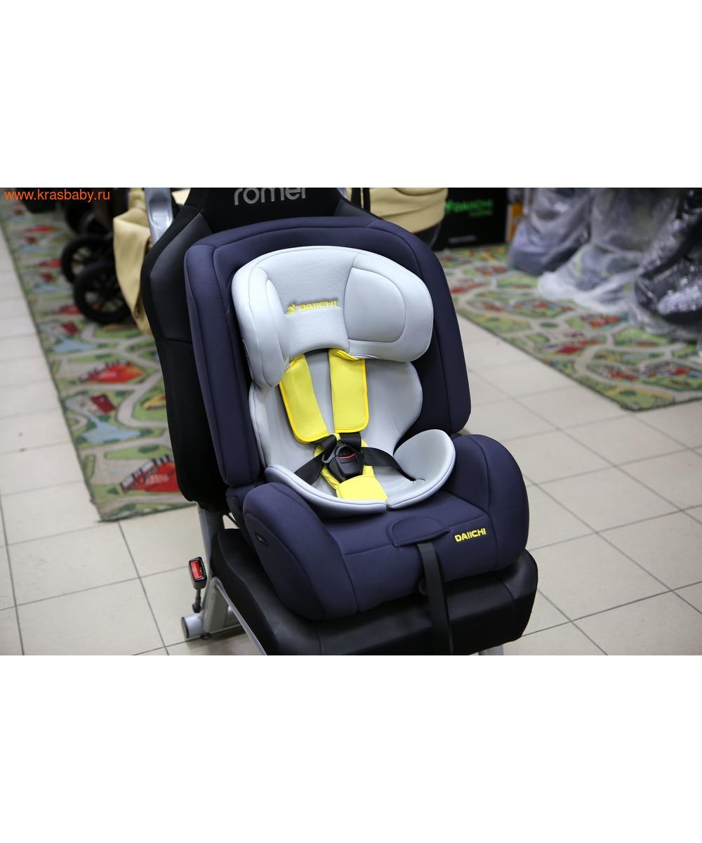 Автокресло DAIICHI D-Guard Toddler™ ISOFIX (9-36 кг) (фото, вид 29)