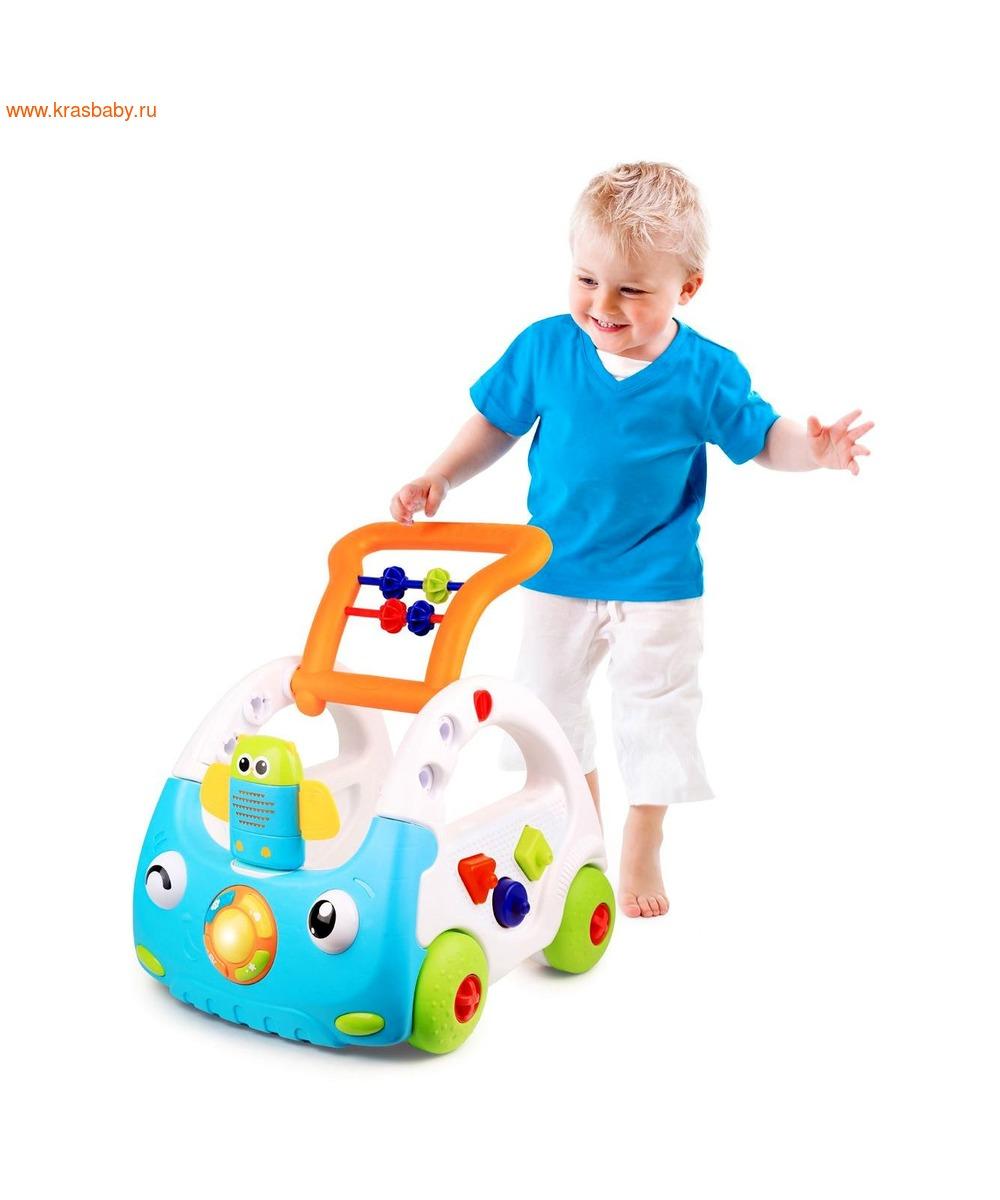 Ходунки детские HAPPY BABY BOGGI (от 9 месяцев) (фото, вид 1)