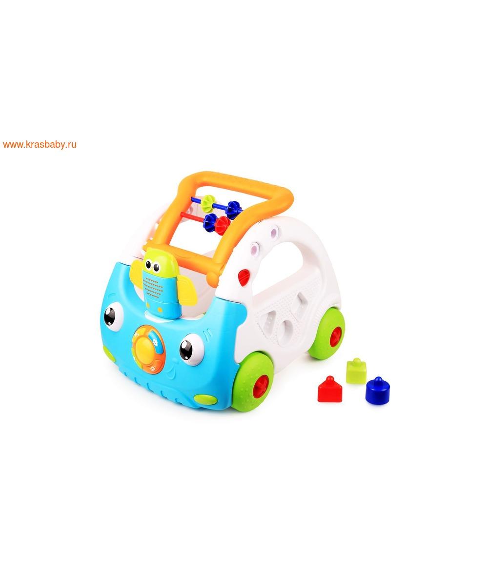 Ходунки детские HAPPY BABY BOGGI (от 9 месяцев) (фото, вид 2)
