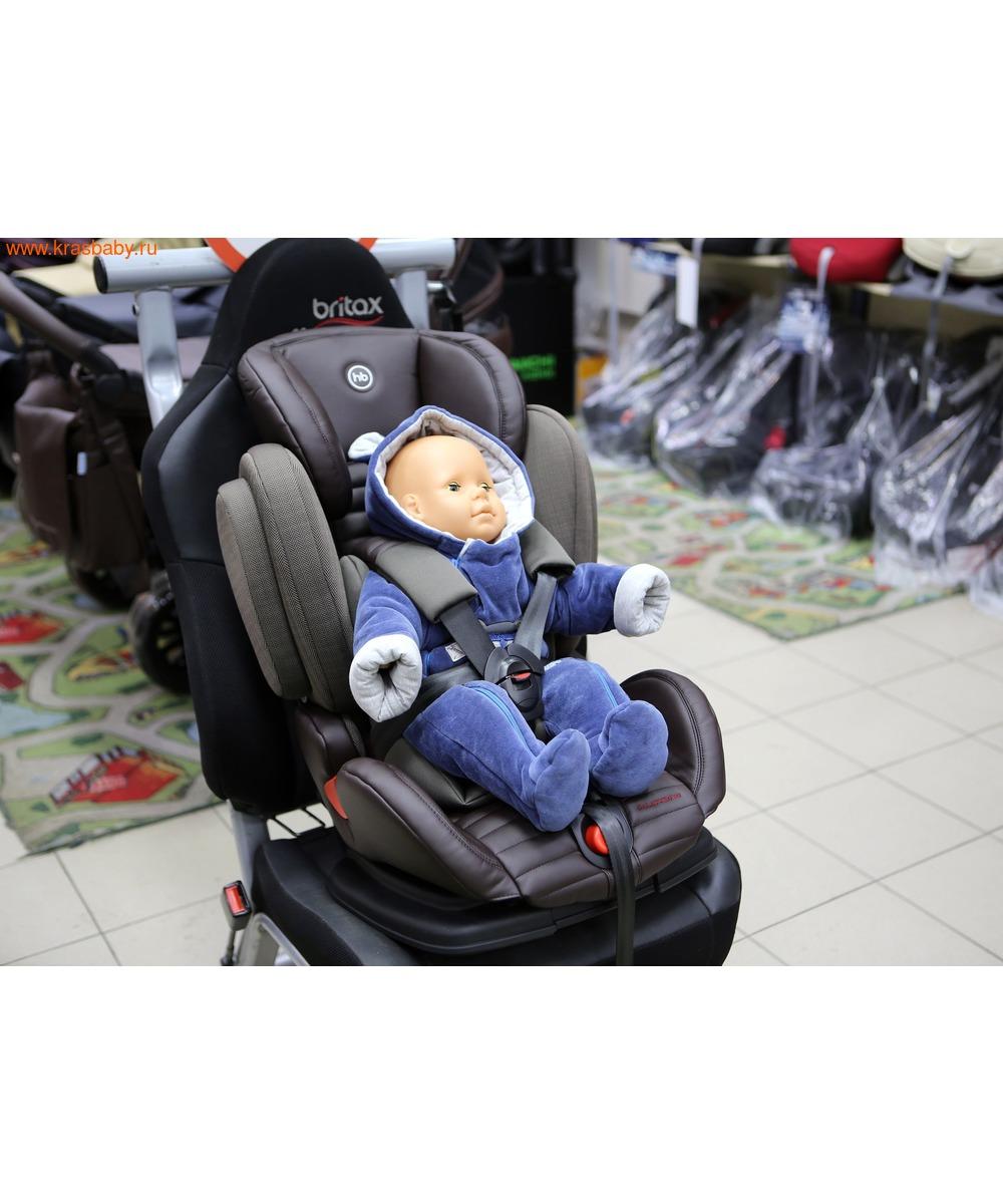 Автокресло HAPPY BABY MUSTANG (9-36 кг) (фото, вид 6)
