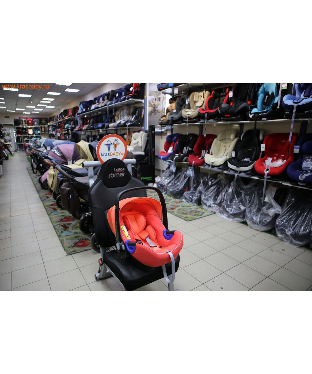 Автокресло BRITAX ROEMER Baby-Safe i-Size (фото, вид 51)