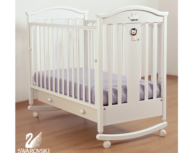 Кроватка GANDYLYAN ДАНИЭЛЬ (фото, вид 1)