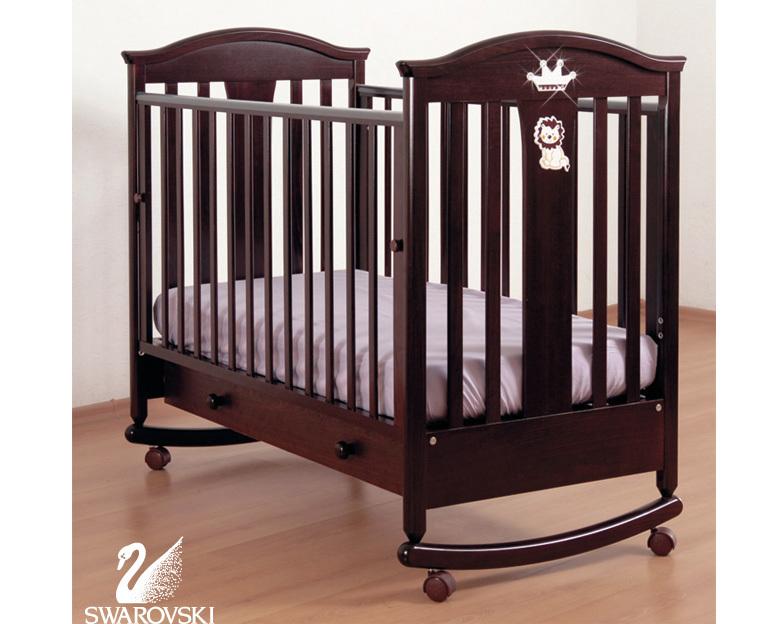 Кроватка GANDYLYAN ДАНИЭЛЬ (фото, вид 2)