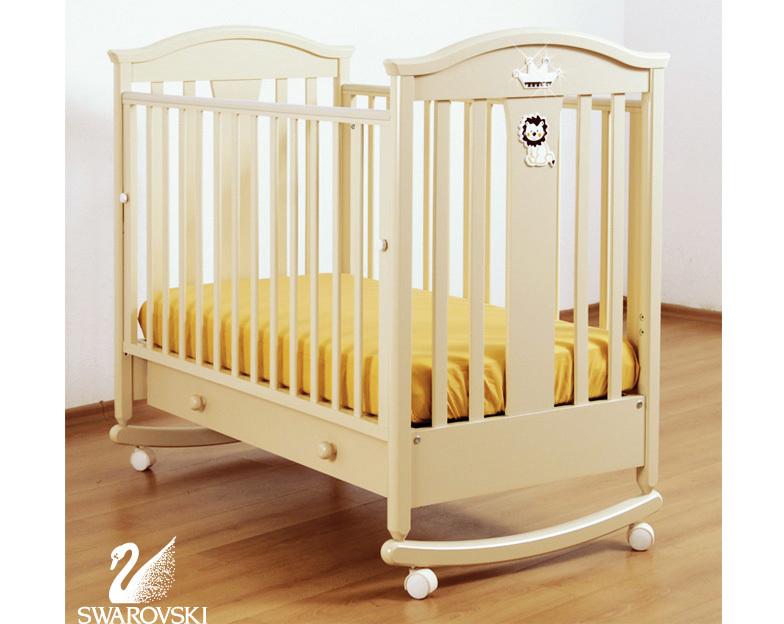 Кроватка GANDYLYAN ДАНИЭЛЬ (фото, вид 3)