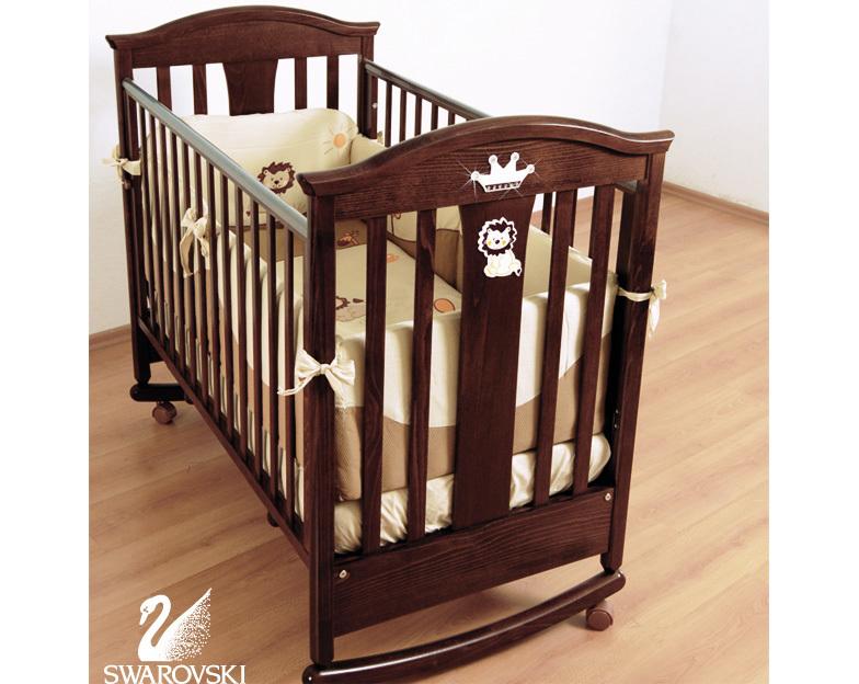 Кроватка GANDYLYAN ДАНИЭЛЬ (фото, вид 4)