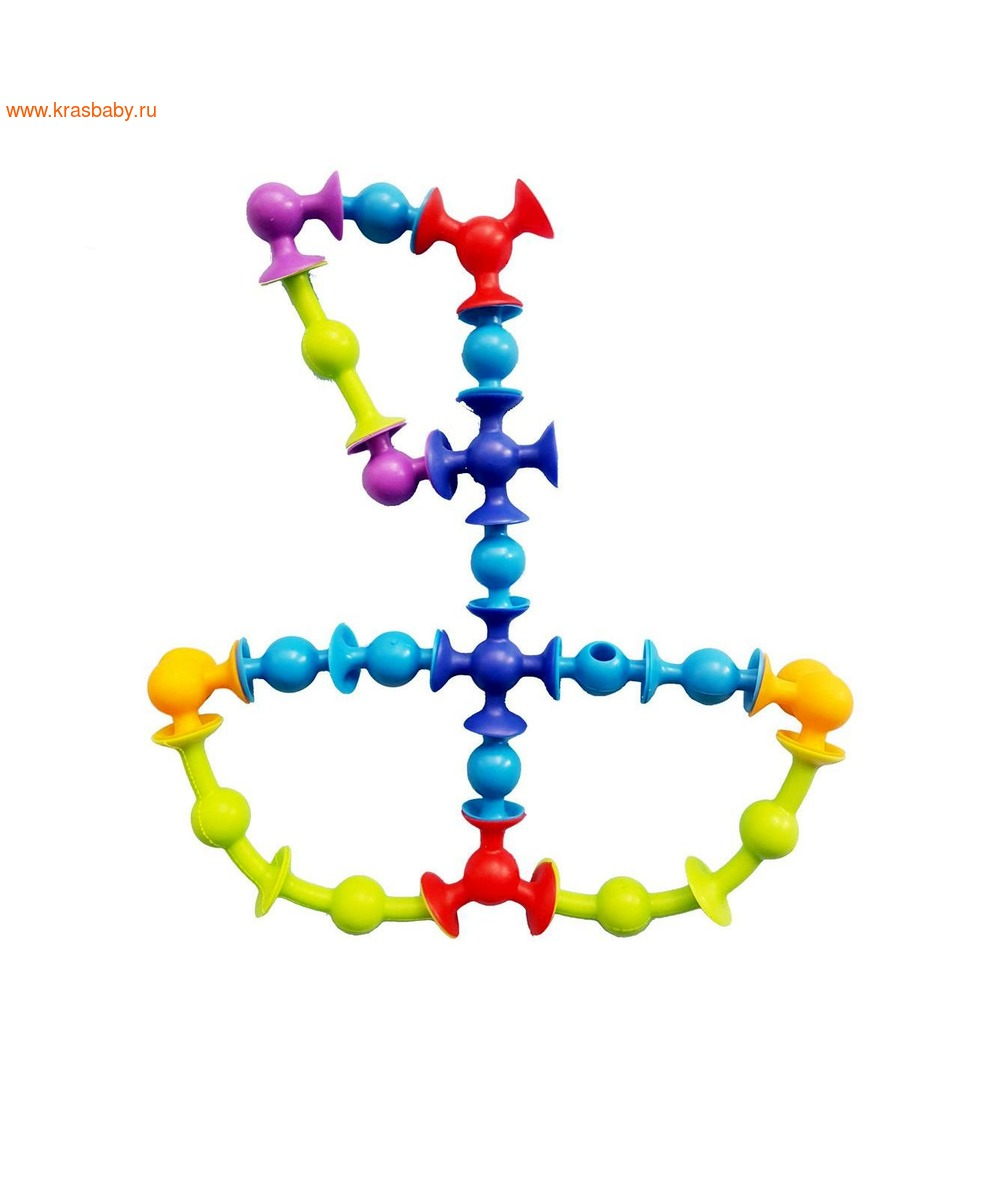 HAPPY BABY Игровой набор FUNZOO MIX (фото, вид 3)