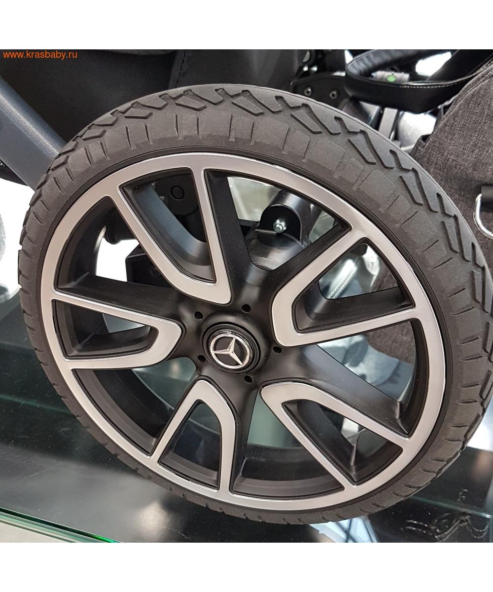Коляска модульная HARTAN Avantgarde Mercedes-Benz Collection Dolce Vita (фото, вид 6)