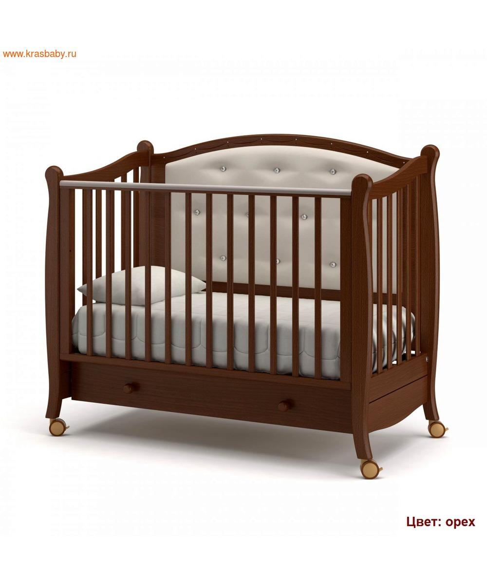Кроватка GANDYLYAN Жанетт (фото, вид 2)