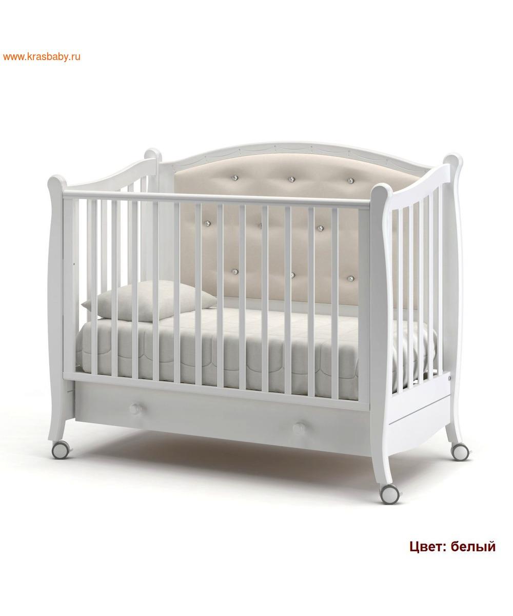 Кроватка GANDYLYAN Жанетт (фото, вид 3)