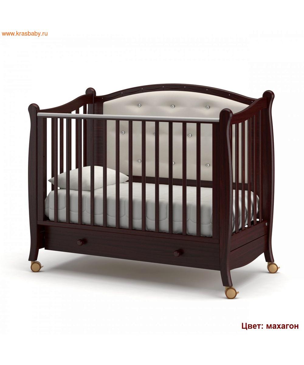 Кроватка GANDYLYAN Жанетт (фото, вид 4)