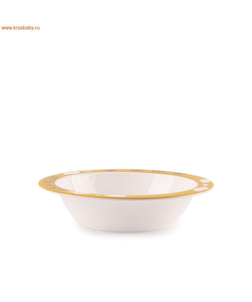 HAPPY BABY Глубокая тарелка FEEDING BOWL (фото, вид 1)