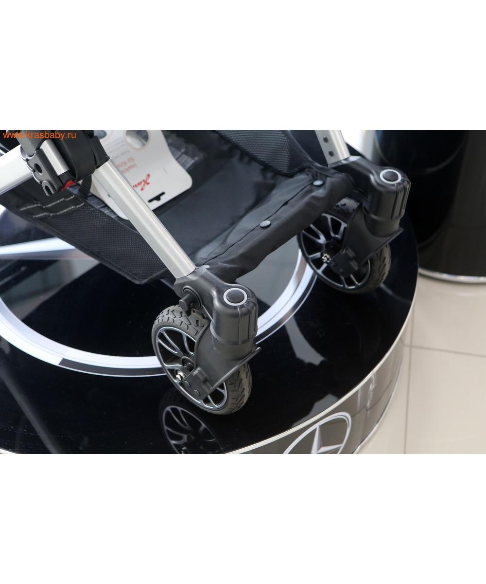 Коляска модульная HARTAN Avantgarde Mercedes-Benz Collection Deep Sea (фото, вид 18)