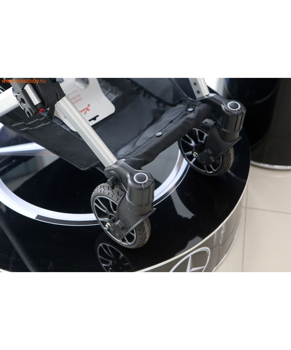 Коляска модульная HARTAN Avantgarde Mercedes-Benz Collection Dolce Vita (фото, вид 10)