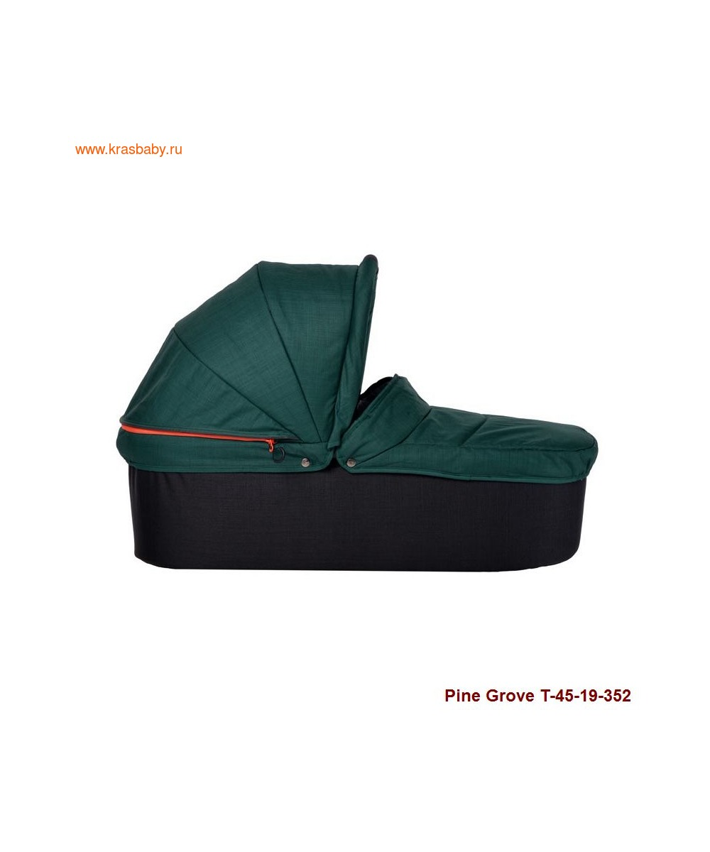 TFK Люлька-трансформер для коляски Twin DuoX carrycot 2019 (фото, вид 3)