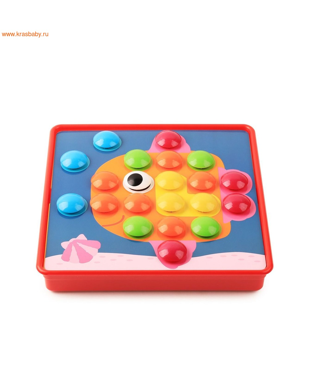 HAPPY BABY Творческая игра ART-PUZZLE (фото, вид 1)