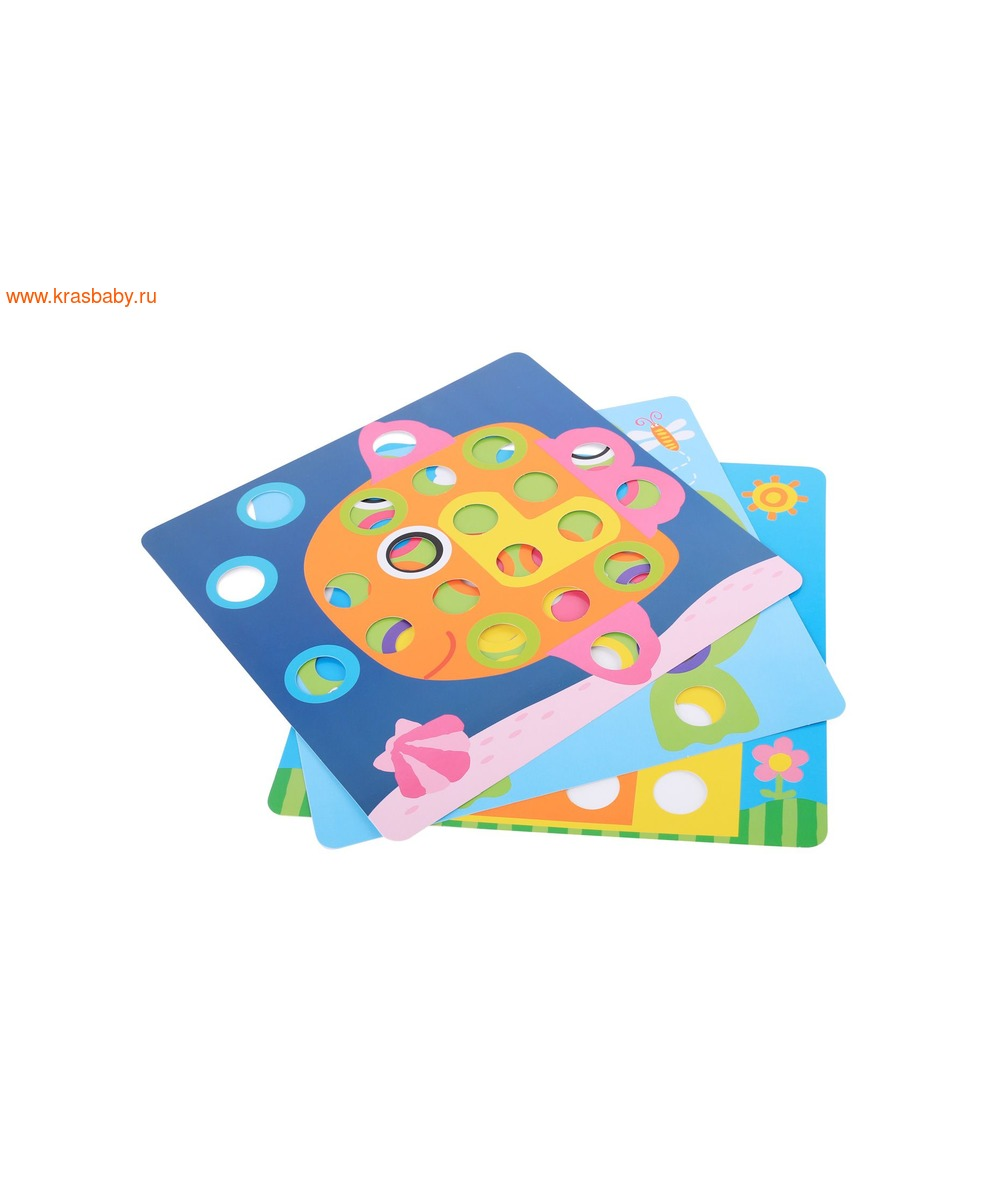 HAPPY BABY Творческая игра ART-PUZZLE (фото, вид 4)