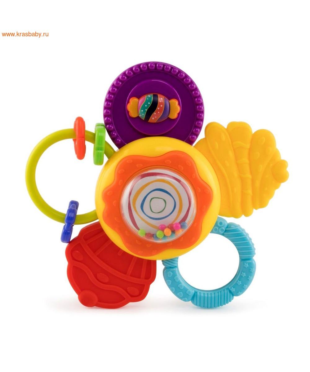 HAPPY BABY Развивающая игрушка CANDY FLO (фото, вид 1)