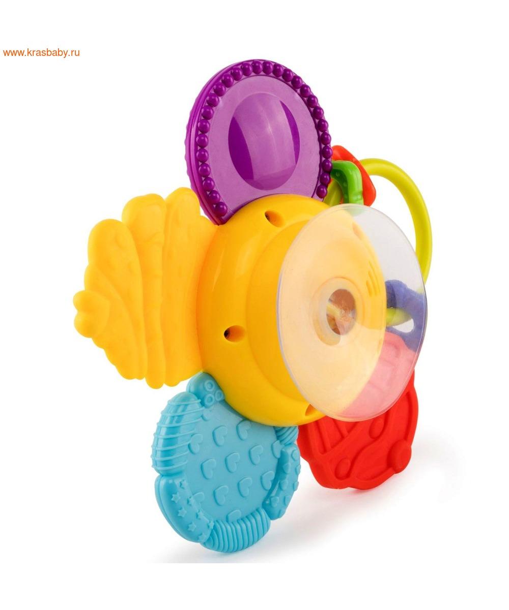 HAPPY BABY Развивающая игрушка CANDY FLO (фото, вид 2)