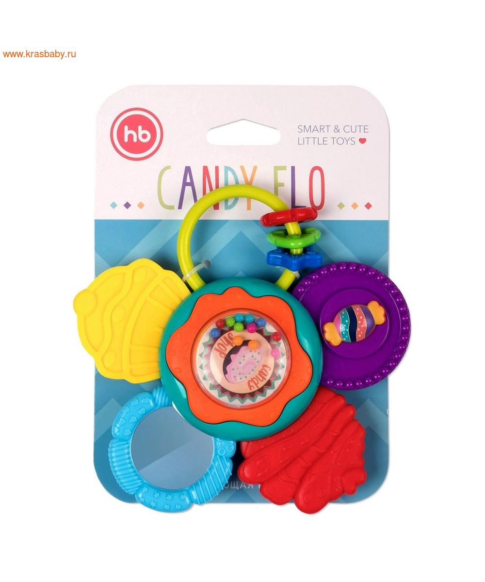 HAPPY BABY Развивающая игрушка CANDY FLO (фото, вид 3)