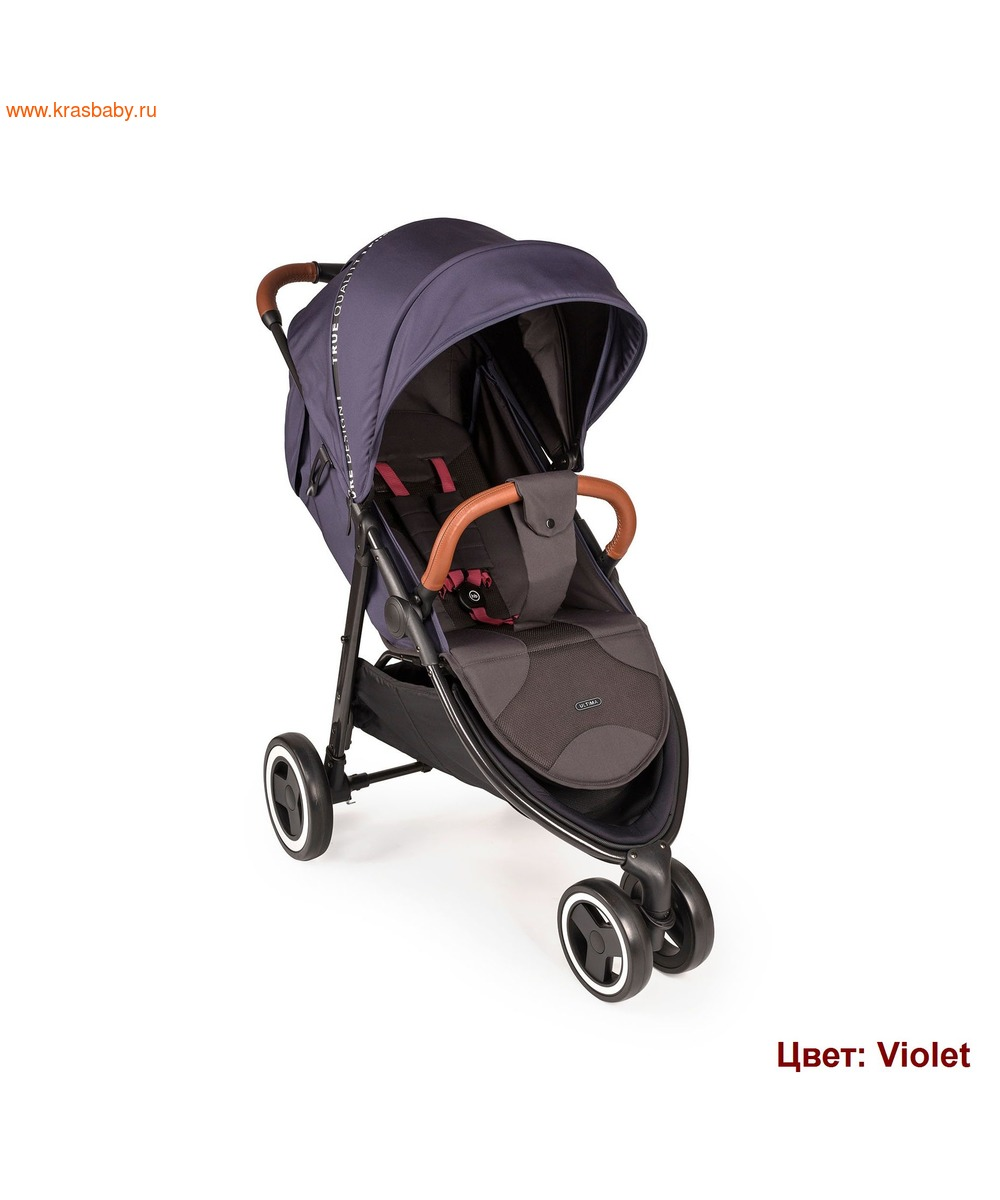 Коляска прогулочная HAPPY BABY ULTIMA V3 (8,9 кг) (фото, вид 1)