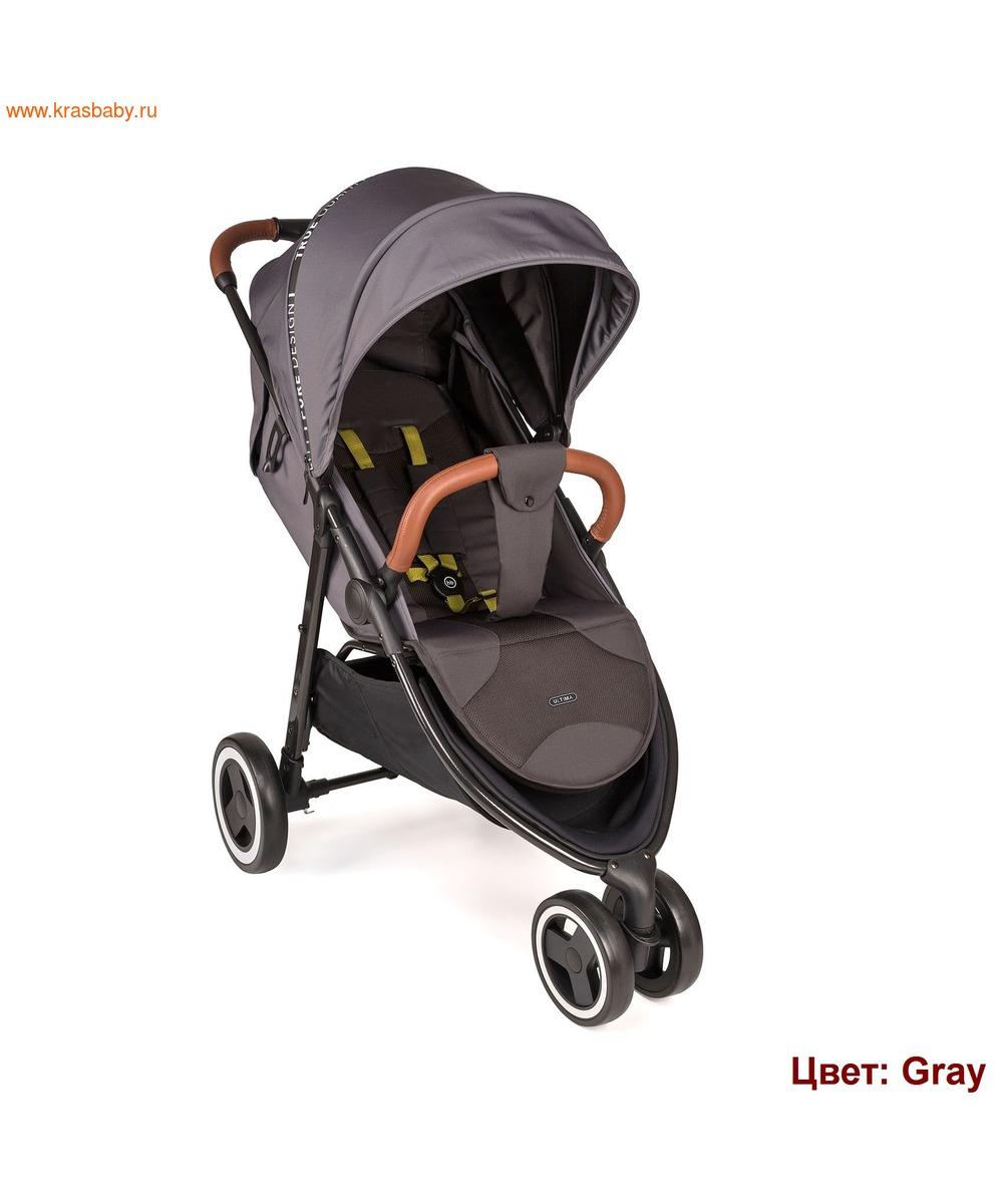 Коляска прогулочная HAPPY BABY ULTIMA V3 (8,9 кг) (фото, вид 2)