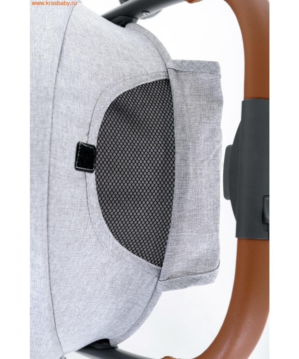 Коляска прогулочная LORELLI Glamvers GO-GO (6,5 кг) (фото, вид 8)
