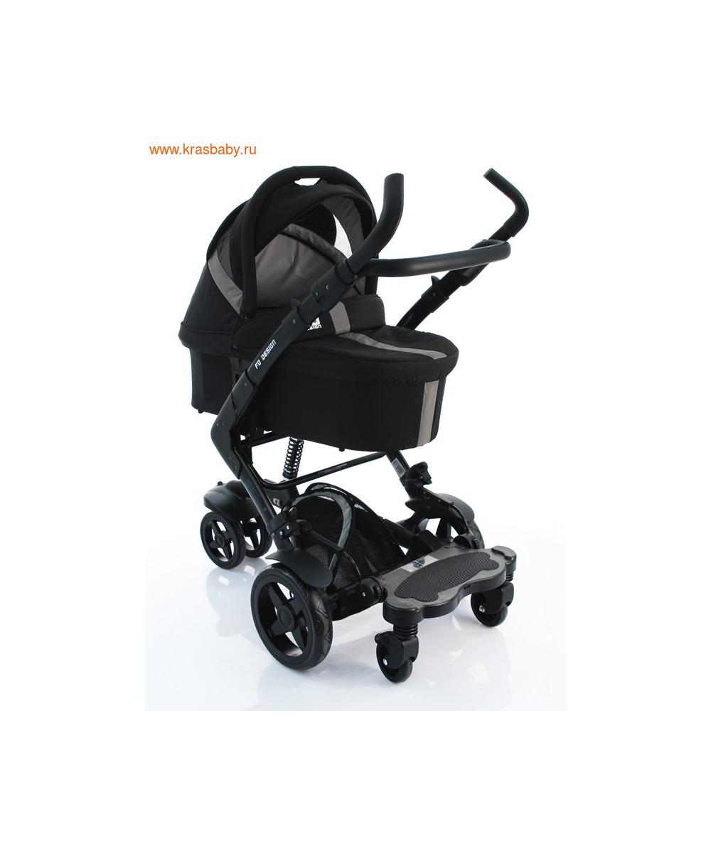 FD DESIGN Подножка для второго ребенка Kiddie Ride On (фото, вид 1)