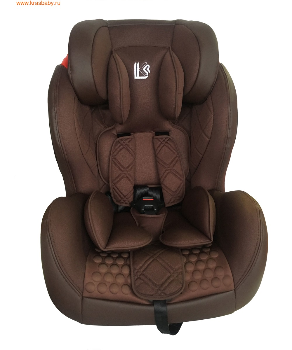 Автокресло LiTTLE KiNG BQ-06 ISOFix (9-36 кг) (фото, вид 4)