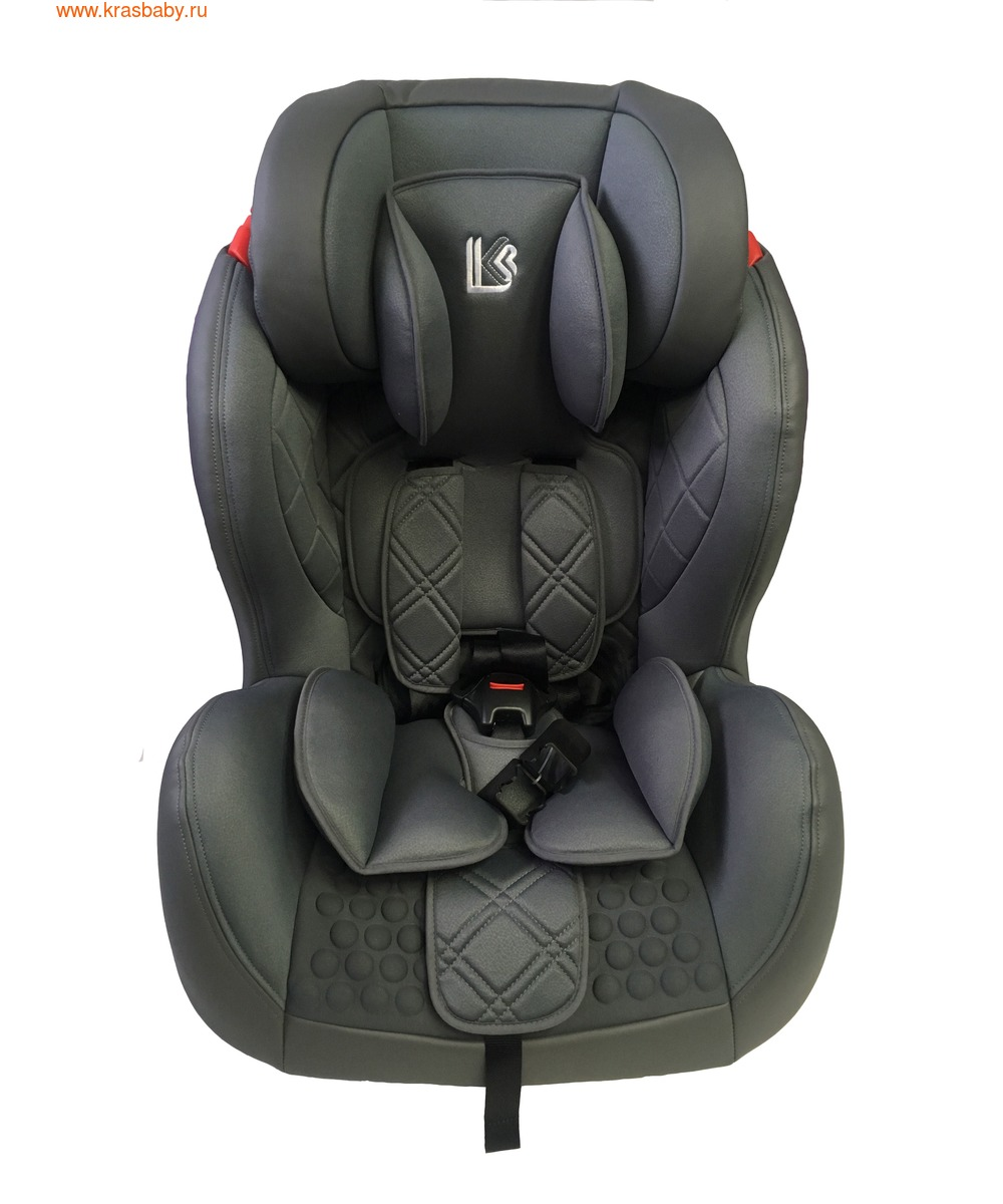 Автокресло LiTTLE KiNG BQ-06 ISOFix (9-36 кг) (фото, вид 6)