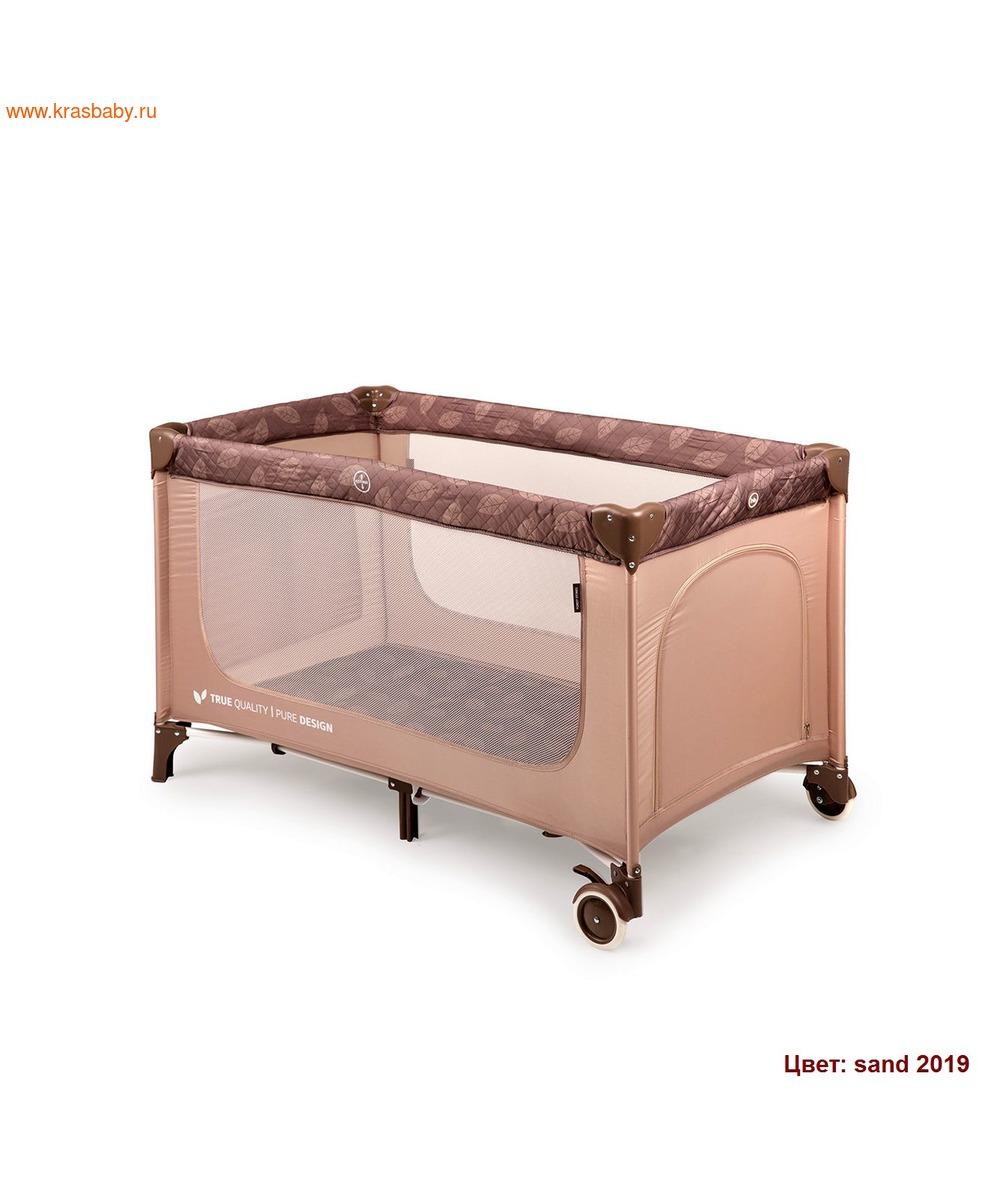 Манеж-кровать HAPPY BABY MARTIN (фото, вид 1)
