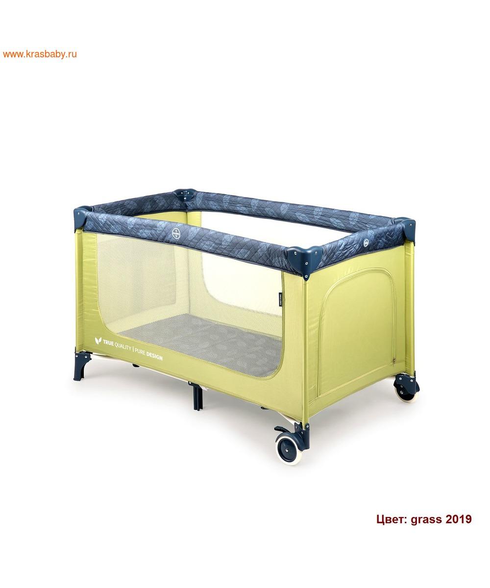 Манеж-кровать HAPPY BABY MARTIN (фото, вид 3)