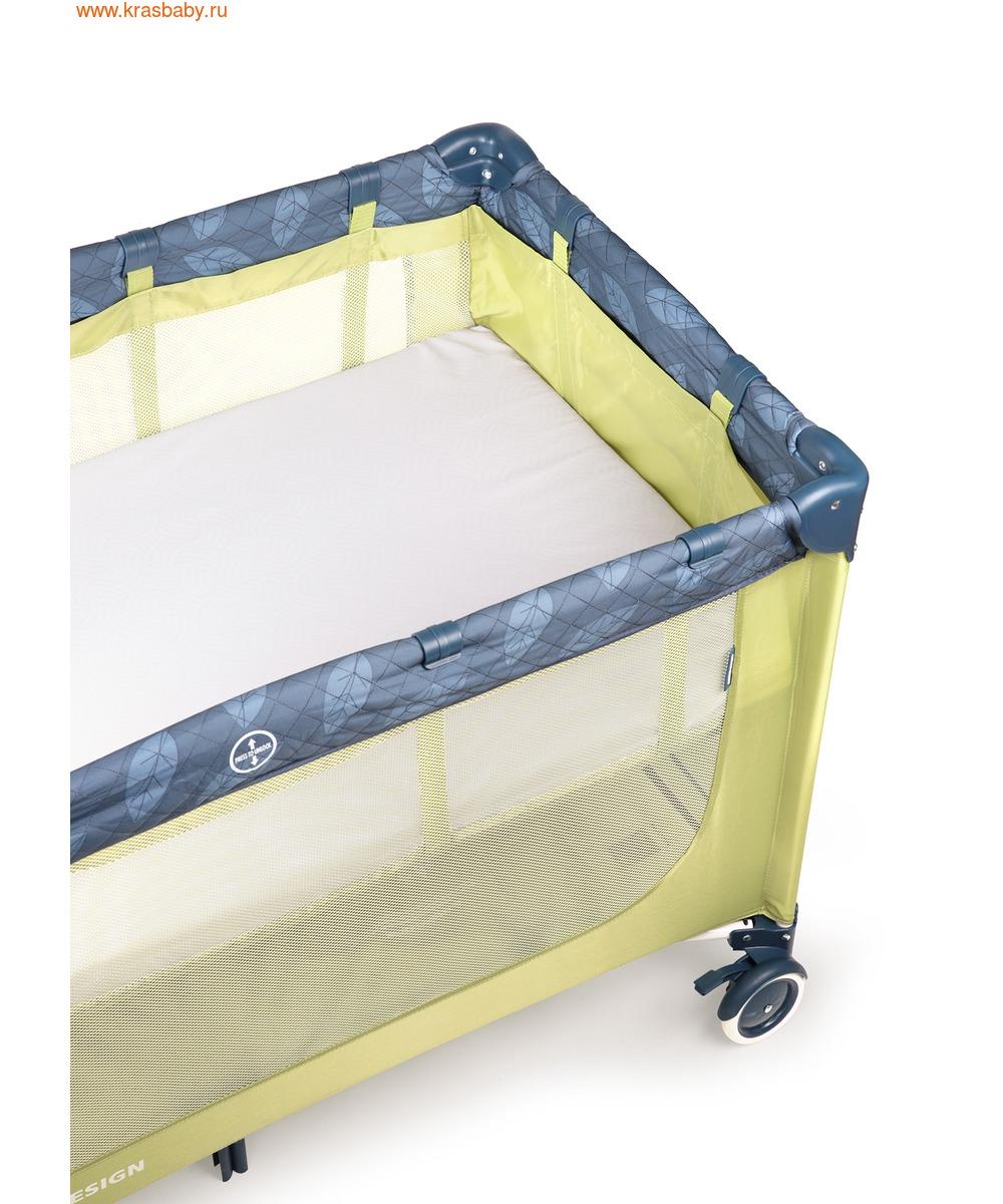 Манеж-кровать HAPPY BABY MARTIN (фото, вид 6)