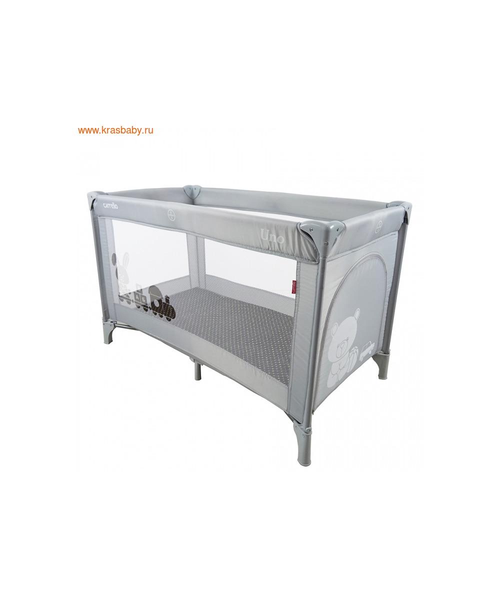 Манеж-кровать CARRELLO UNO (фото, вид 1)