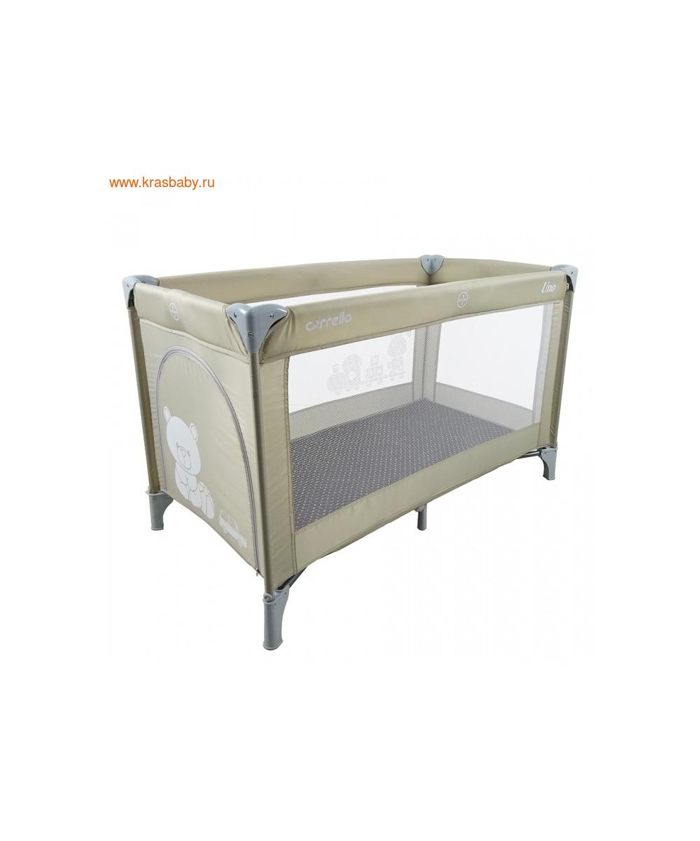 Манеж-кровать CARRELLO UNO (фото, вид 2)