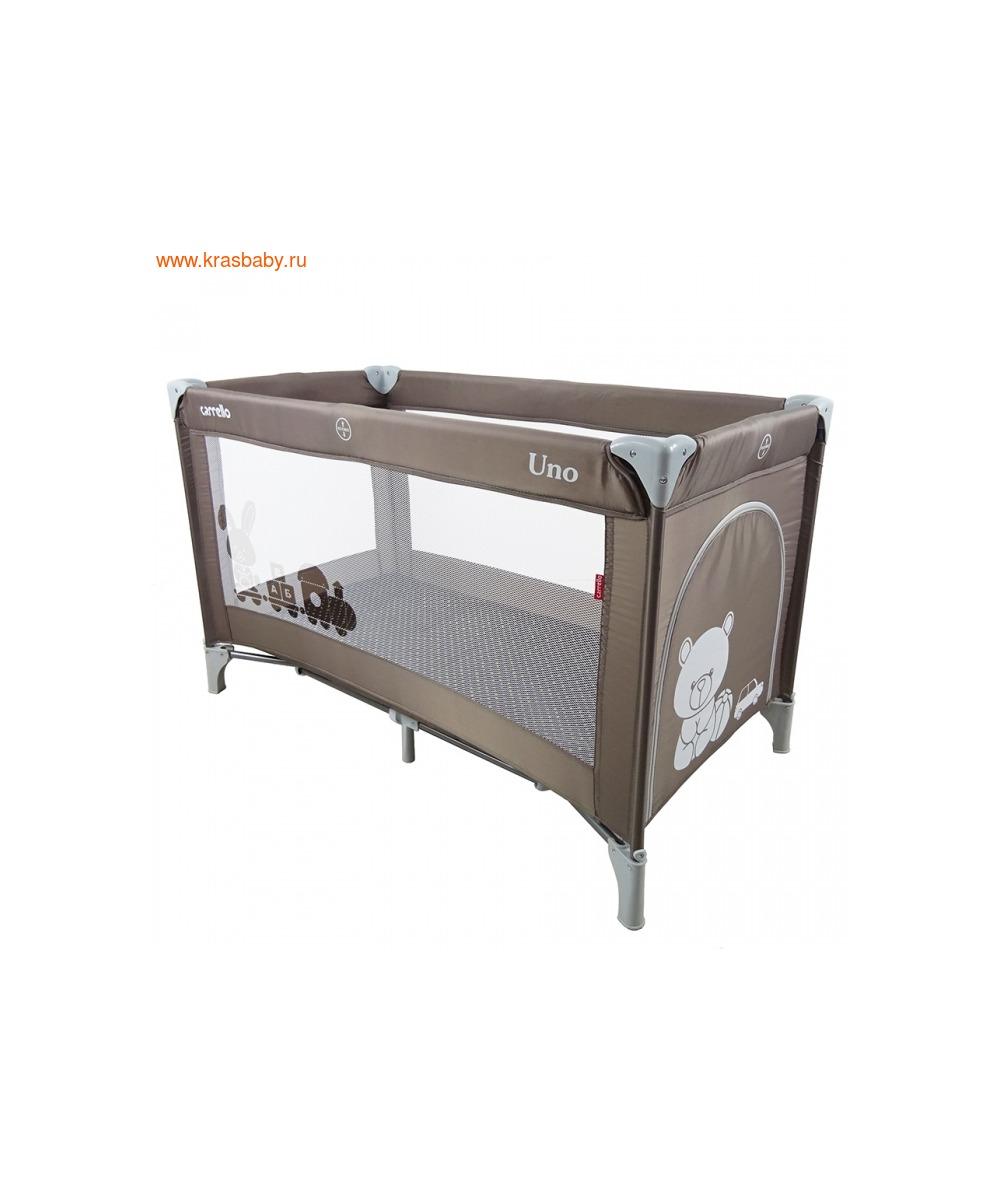 Манеж-кровать CARRELLO UNO (фото, вид 3)