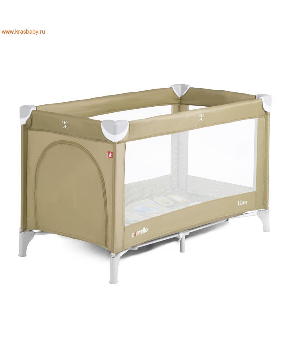 Манеж-кровать CARRELLO UNO (фото, вид 5)