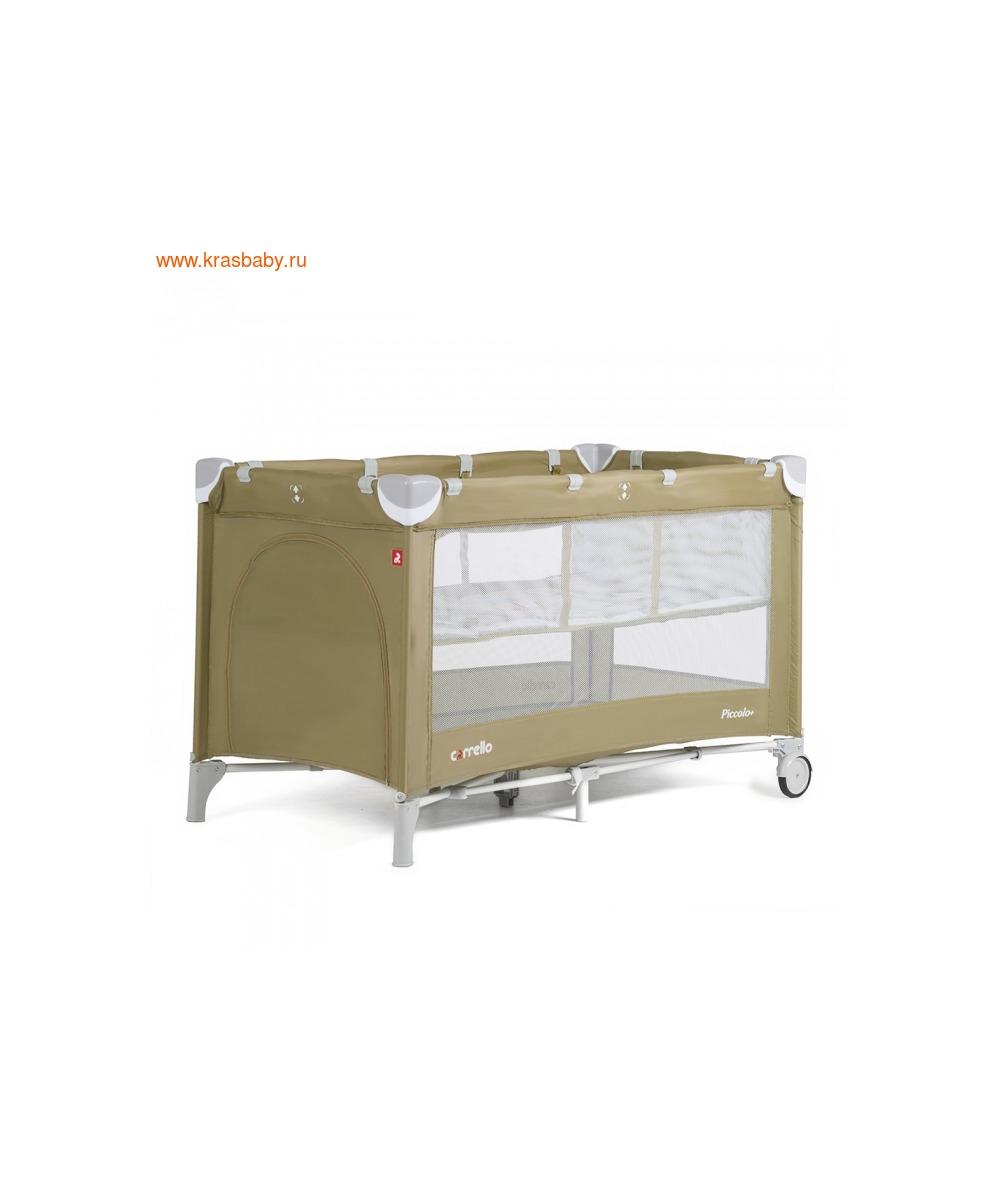 Манеж-кровать CARRELLO PICCOLO PLUS (фото, вид 1)