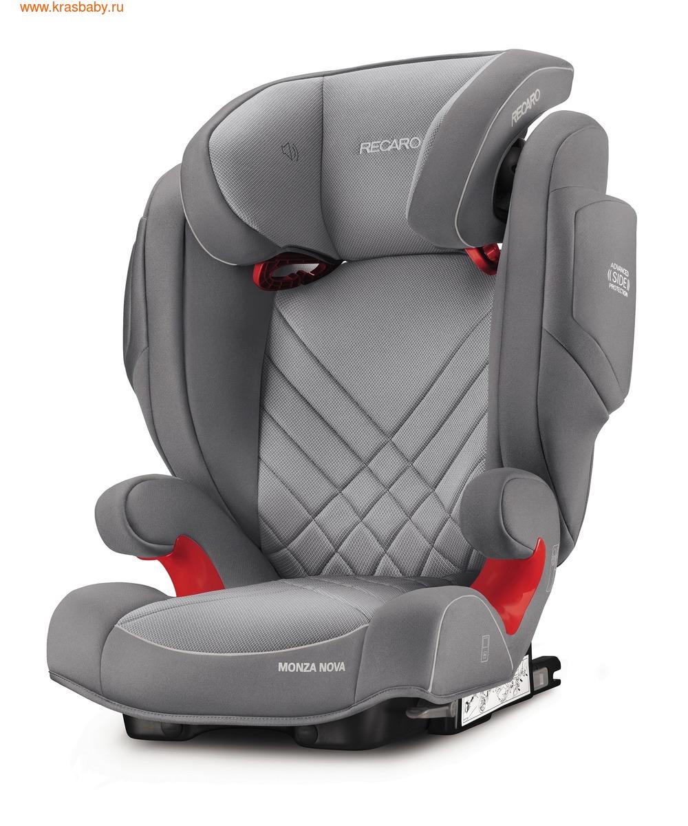 Автокресло RECARO Monza Nova 2 Seatfix (15-36 кг) (фото, вид 1)