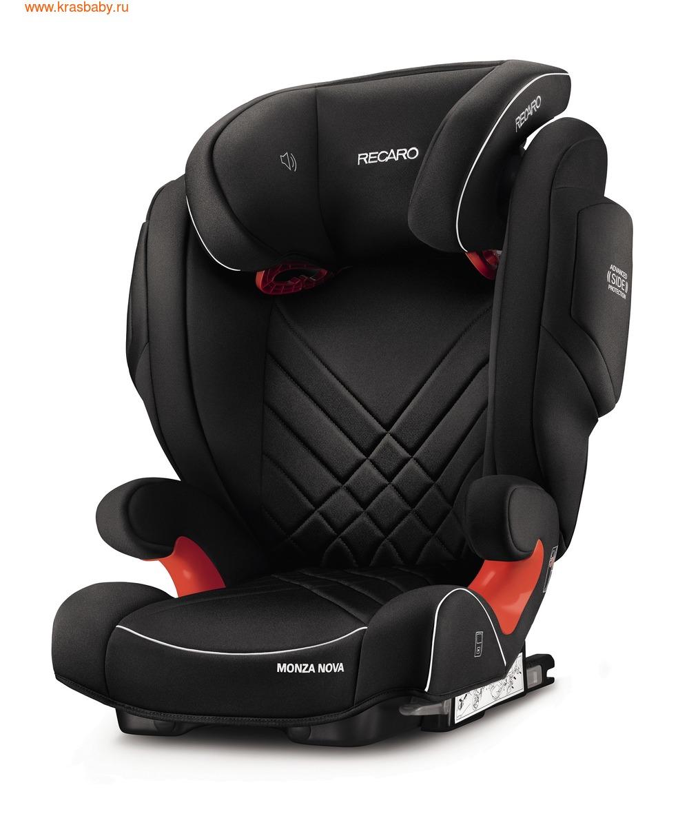 Автокресло RECARO Monza Nova 2 Seatfix (15-36 кг) (фото, вид 5)