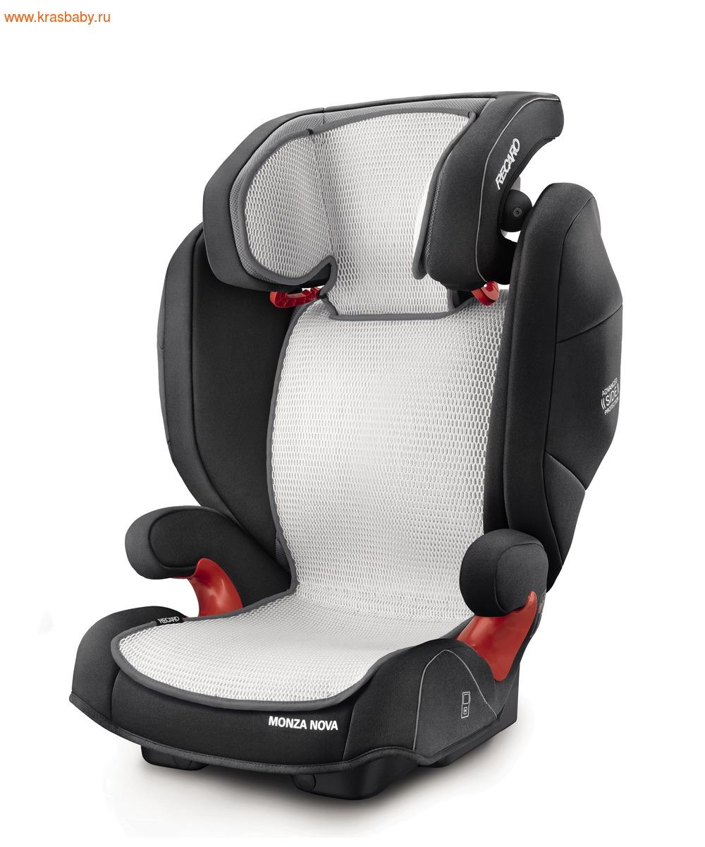 Автокресло RECARO Monza Nova 2 Seatfix (15-36 кг) (фото, вид 9)