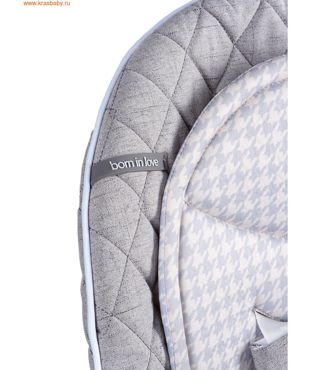 Стульчик для кормления HAPPY BABY BERNY BASIC NEW (фото, вид 5)