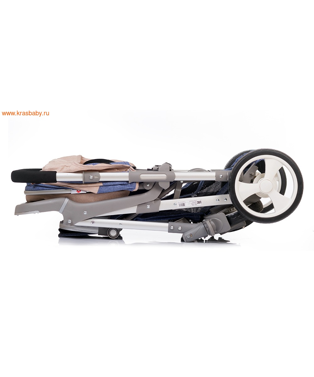 Коляска прогулочная BABYHIT SENSE перекидная ручка (8,8 кг) (фото, вид 10)