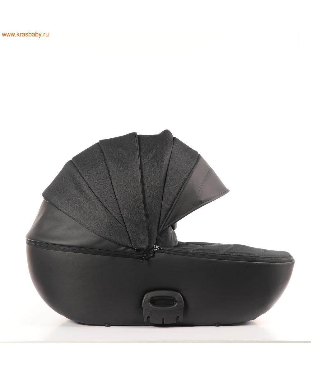 Коляска модульная NOORDLINE VIVA Deluxe Black (фото, вид 13)