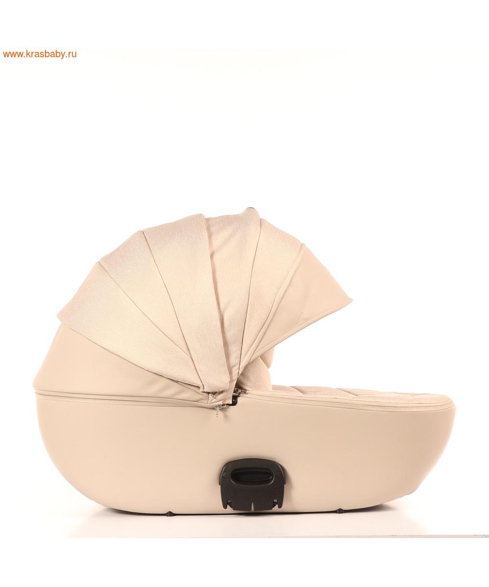 Коляска модульная NOORDLINE VIVA Deluxe Beige (фото, вид 7)