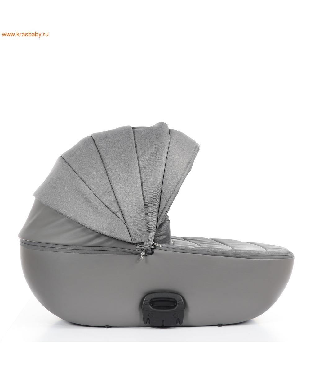Коляска модульная NOORDLINE VIVA Deluxe grey (фото, вид 6)