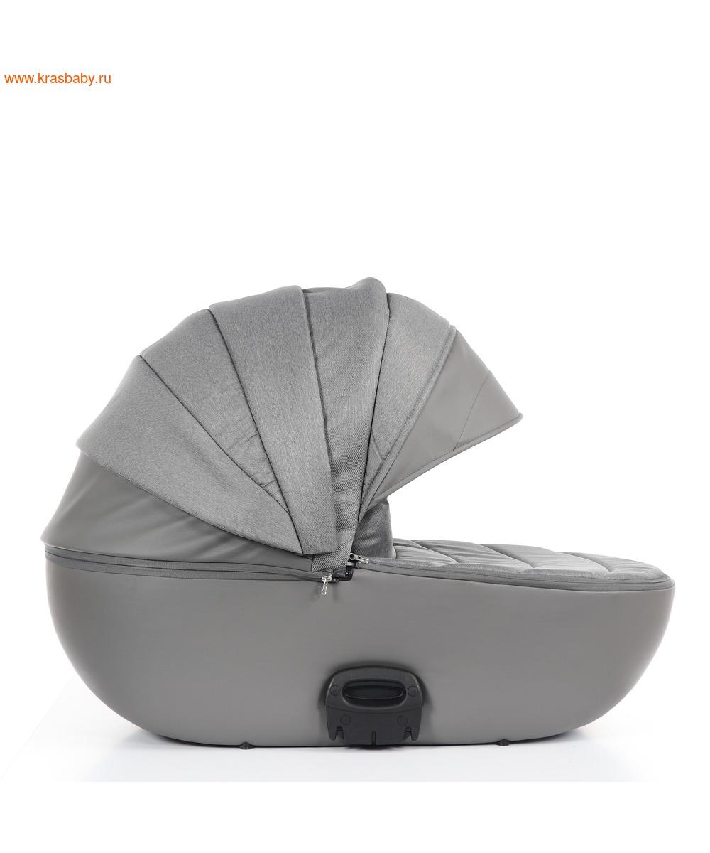 Коляска модульная NOORDLINE VIVA Deluxe grey (фото, вид 7)